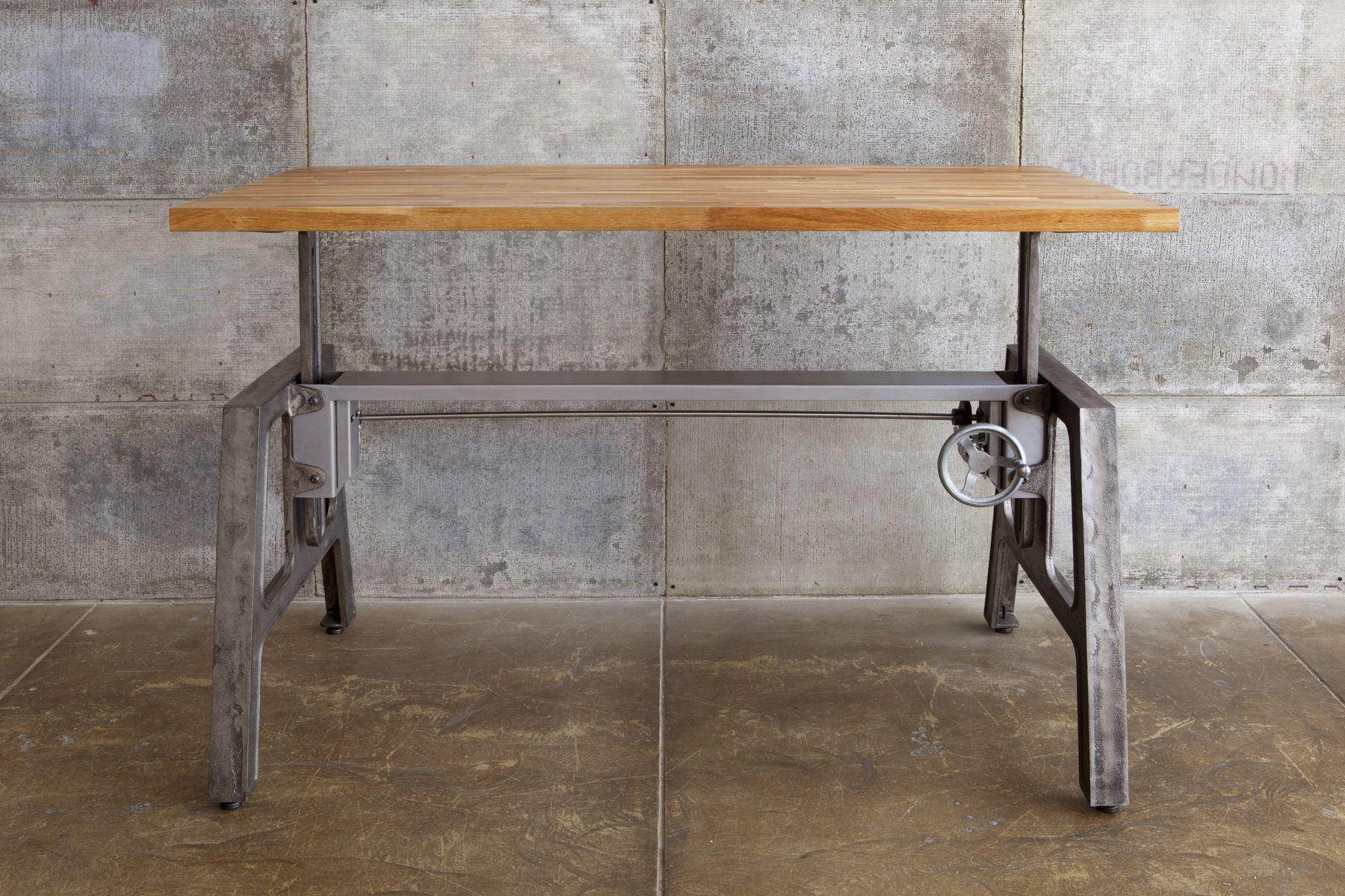 Mash Studios Adjustable Standing Desk Custom Built For The Github