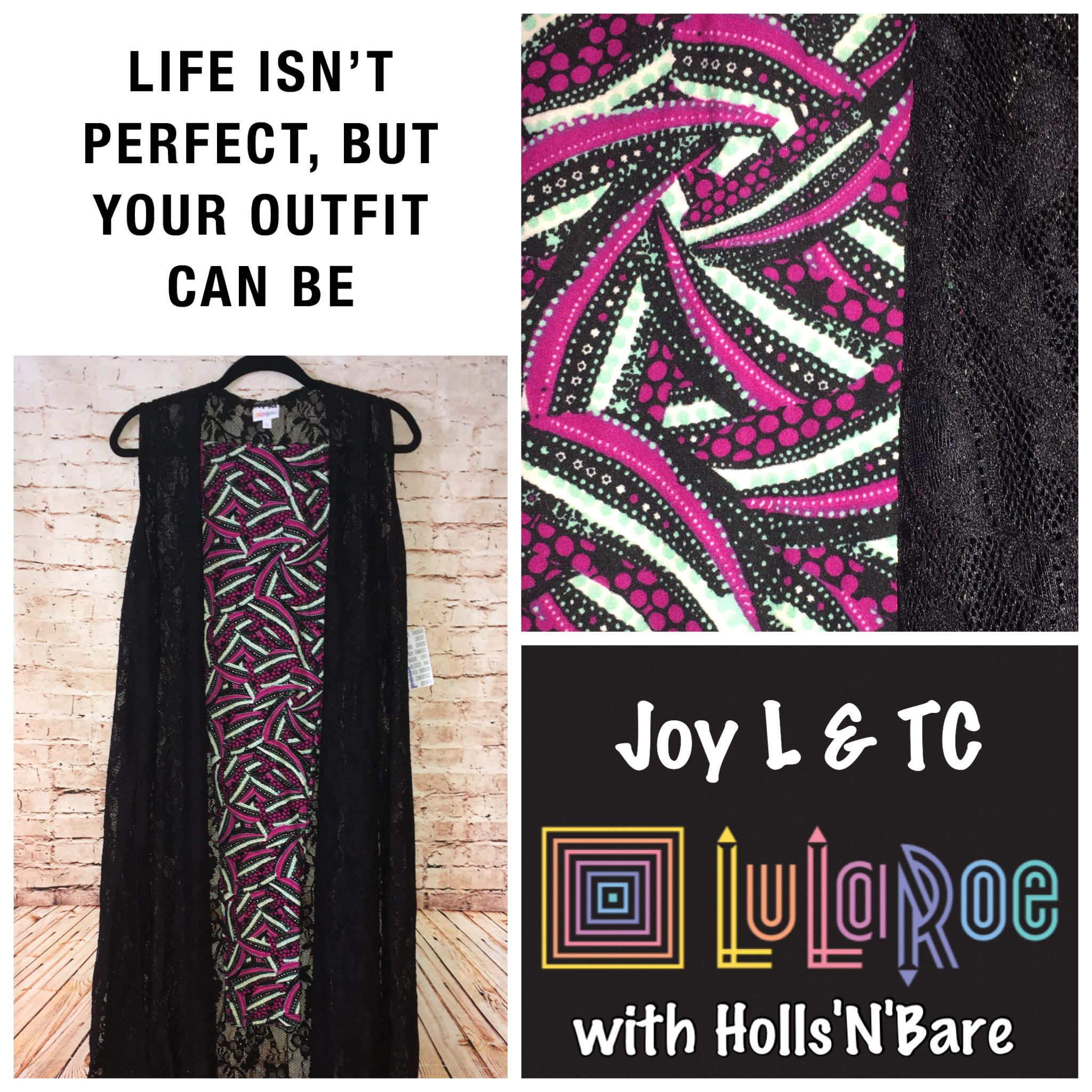 6319ace77c129 So many customizable outfits with LuLaRoe with Holls'N'Bare: Find us at  www.hollsnbare.com