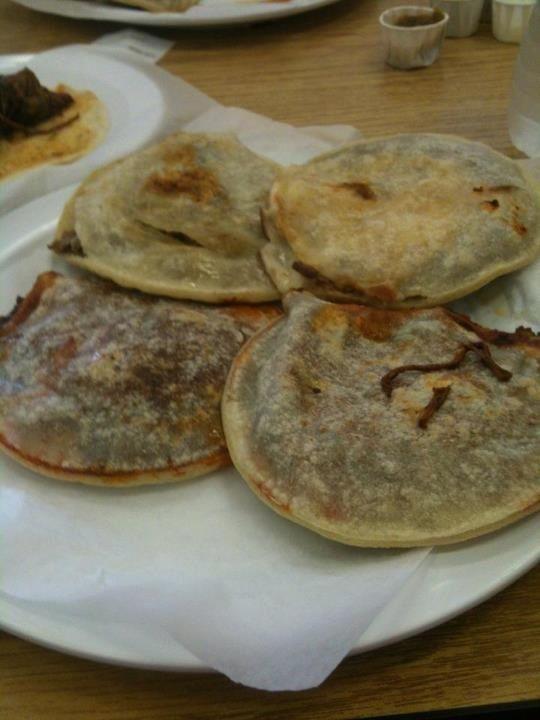 Gorditas @ Tortilleria Rio Grande Austin, TX!  Delicioso!!! #LATISM @LATISM_ATX #austin #ATX