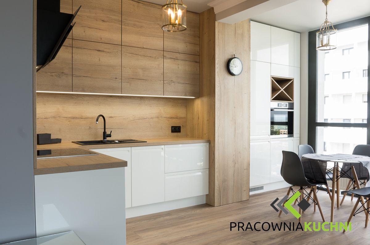 Galeria Nowoczesna Pracownia Kuchni Kitchen Design Small Kitchen Design Decor Kitchen Decor