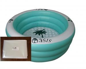 79 Oasis Birth Pool With Liner Unassisted Home Birth