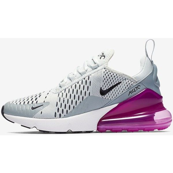 Nike Air Max 270 Women's Shoe. Nike.com ($100) ❤ liked on