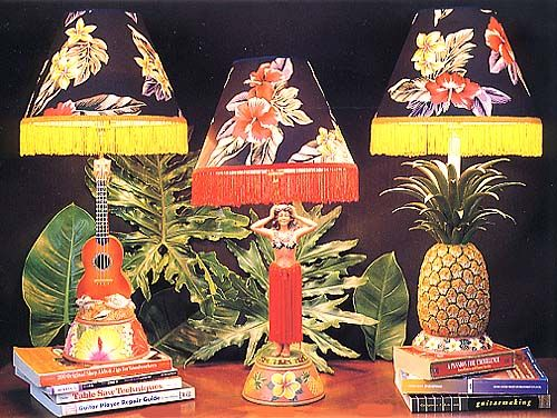 The Hawai`i Store - Hula Lamps, Motion Hula Lamps, Vintage Hula ...