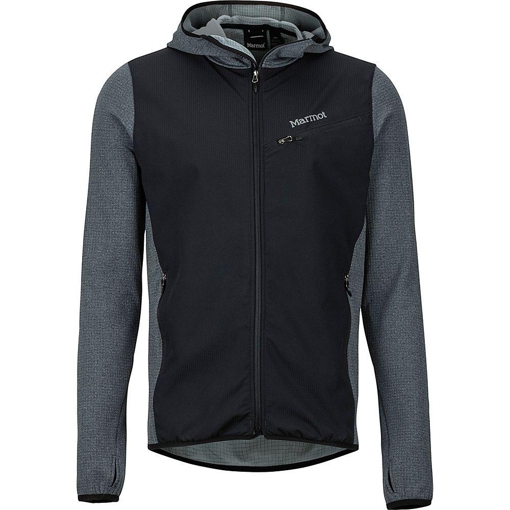 Marmot Mens Preon Hybrid Jacket - eBags.com #zippertop