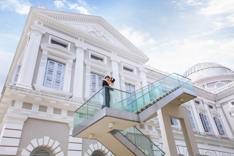 Pre wedding photoshoot at national museumoutdoor Pre wedding photoshoot