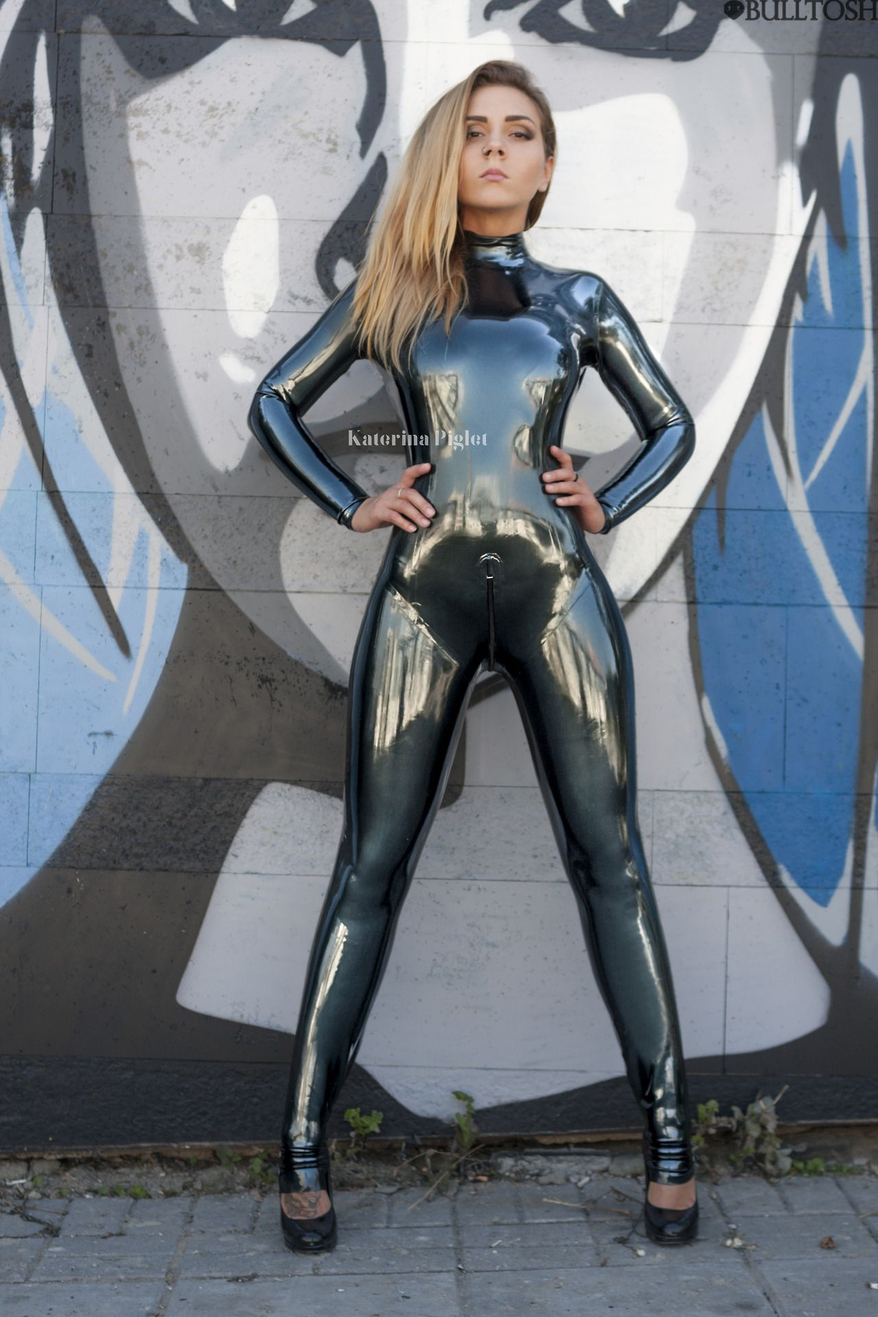 Latex Letter%0A LRCiRL  Latex Rubber Clothing in Regular Life   Photo