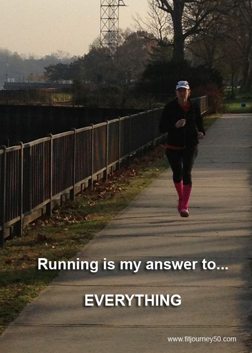 Running is My Answer to...EVERYTHING