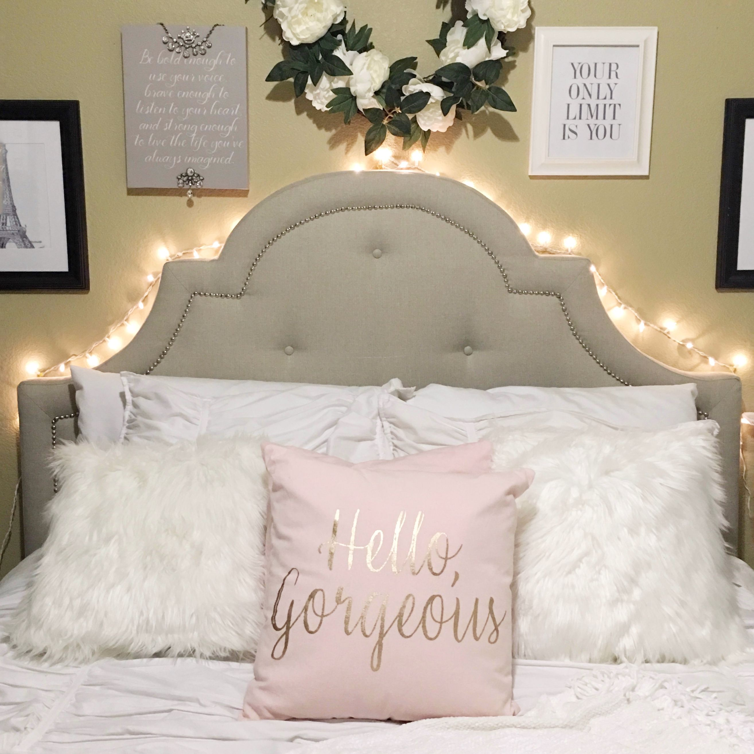 shop this look bed is from bed bath and beyond bedspread is rh pinterest com