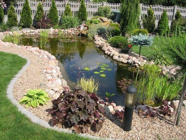 Faire un bassin de jardin 30 idées fantastiques à emprunter! Gardens