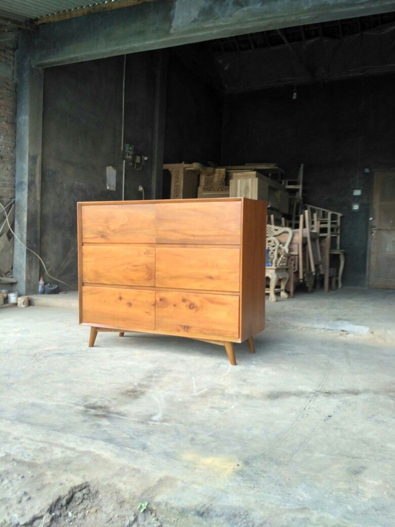 Mid century drawer