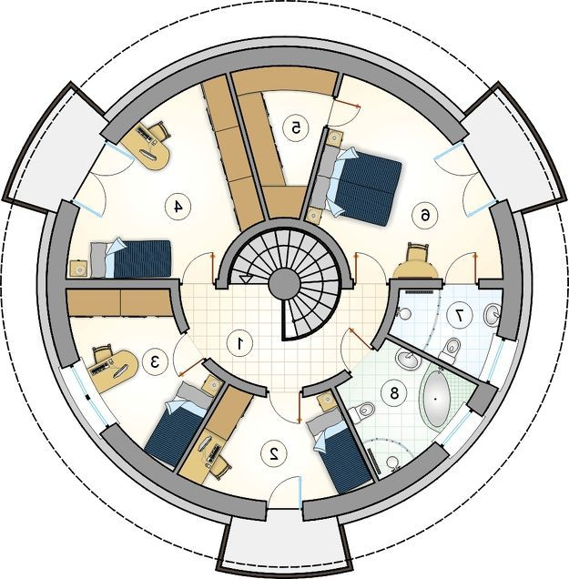 Homepage Vpins House Redesign Round House Plans Round House