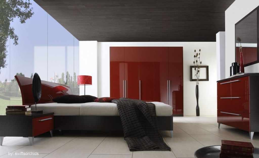 big space sexy romantic bedrooms red bedroom decor red bedroom rh pinterest com