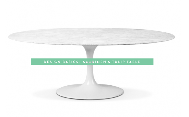 I Bought A Saarinen Tulip Table And Fell Immediately In Love This One Is Reproduction But It S Great Quality Now What Chairs To Pick