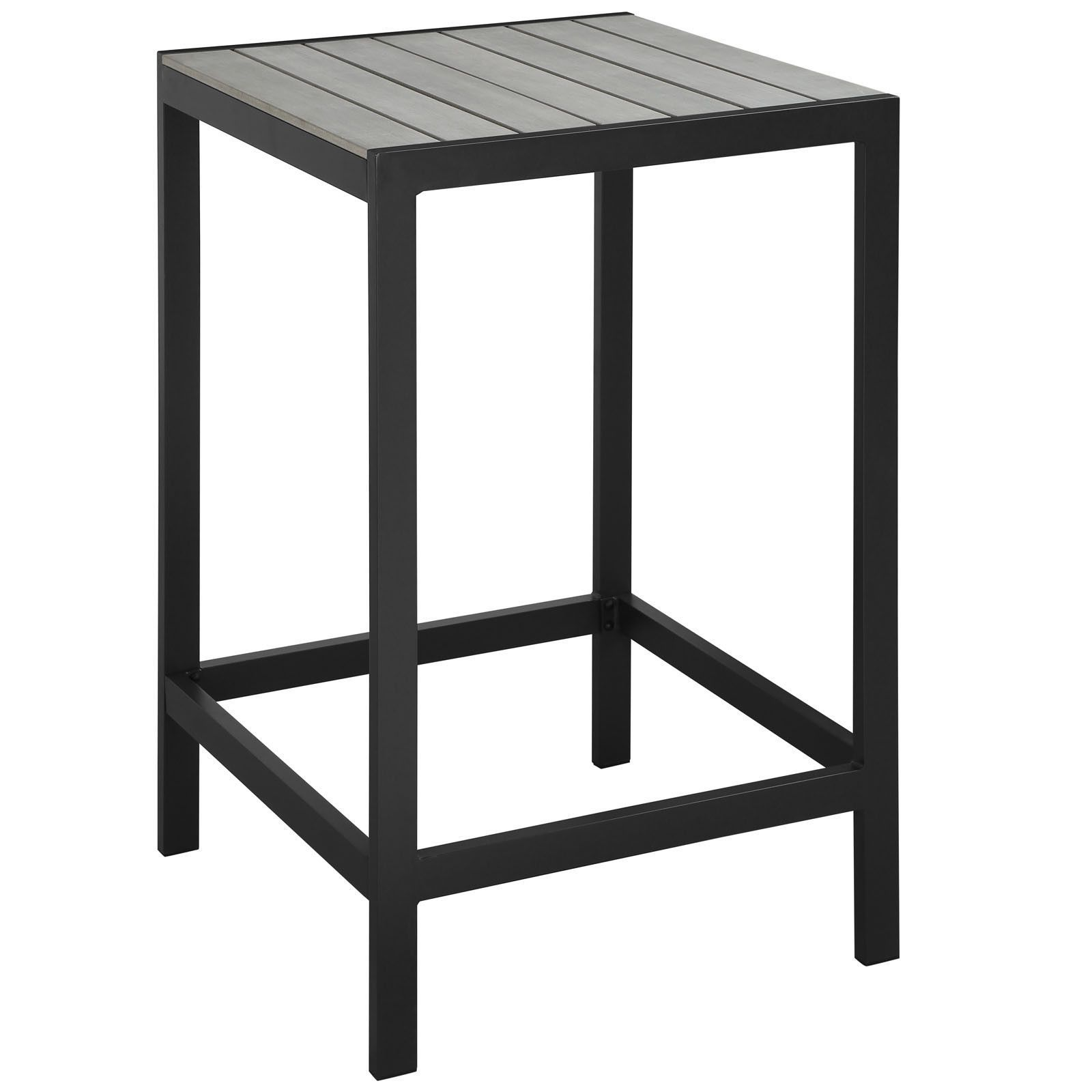 Modway Furniture Maine Outdoor Patio Bar Table
