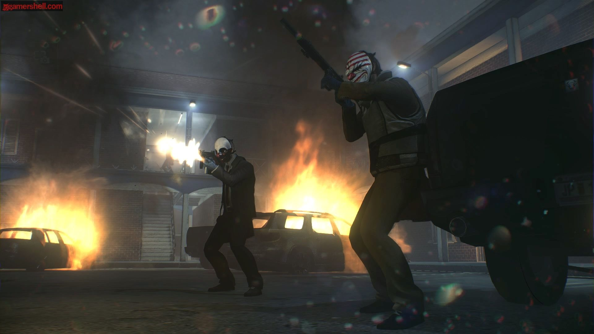 Payday Porn payday 2: crimewave edition gets a release date, and epic