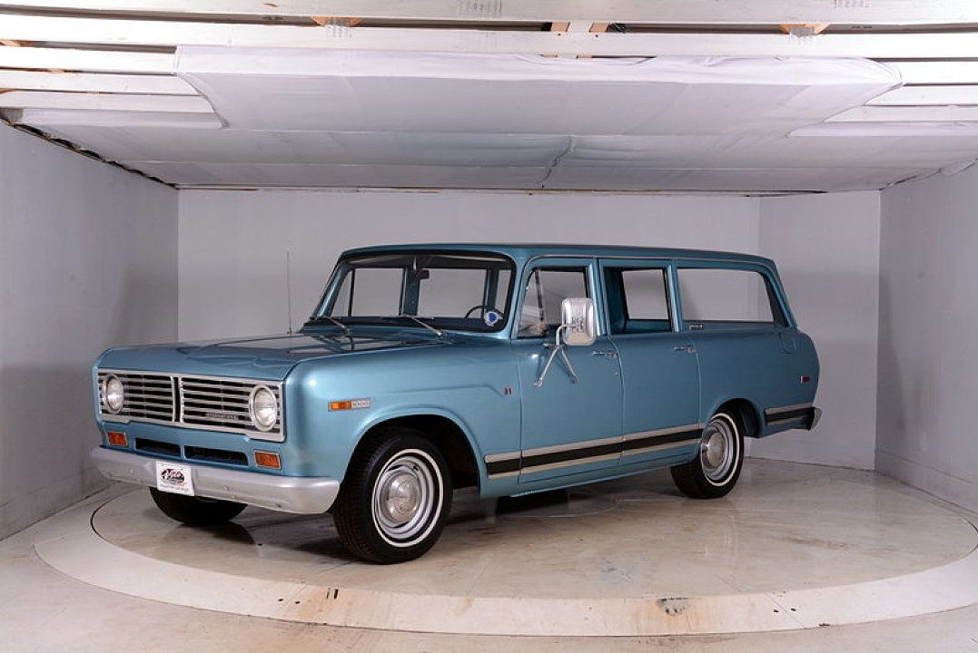 1969 International Harvester Travelall for sale near Volo, Illinois ...