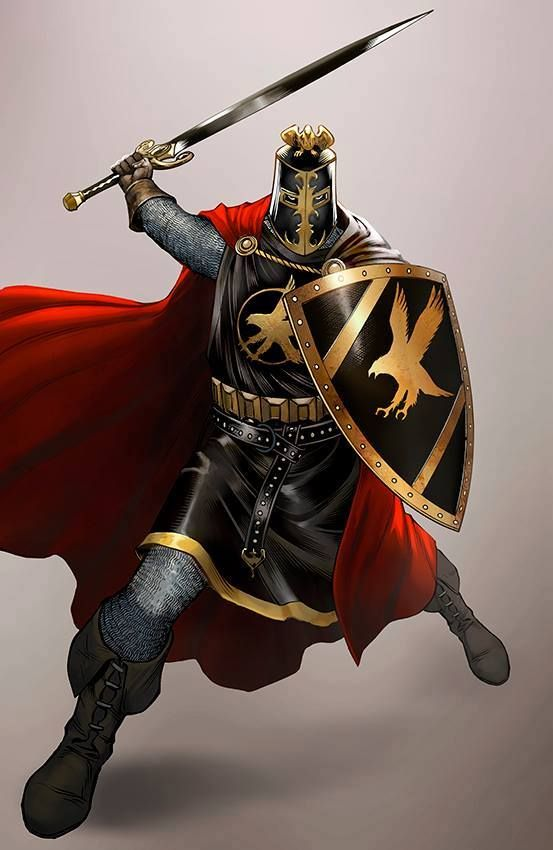 The Black Knight By Mike S Miller Marvel Comics Art Blackest Knight Marvel Comic Character