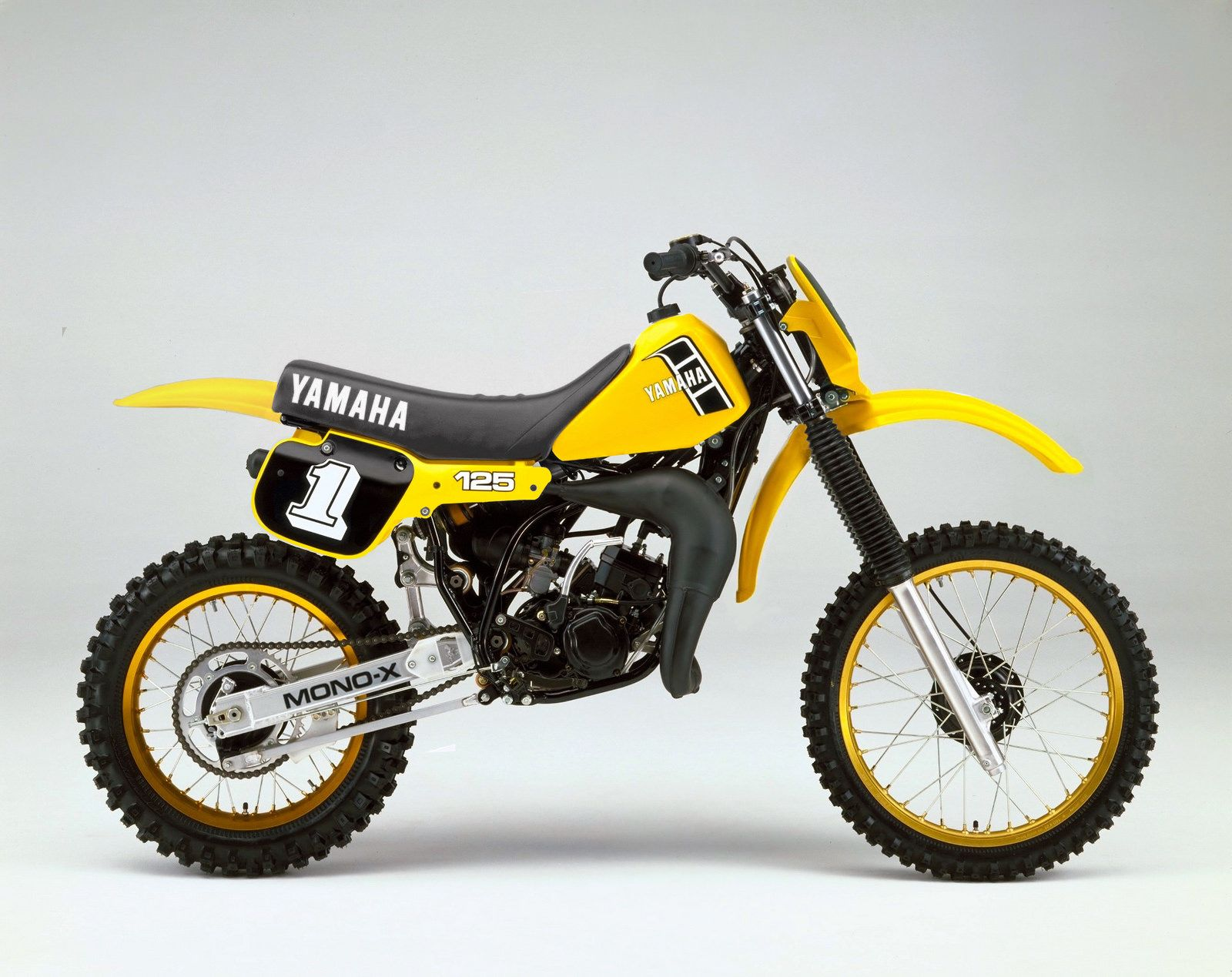 1982 Yamaha Yz125 Yamaha Yamaha Motocross Vintage Motocross