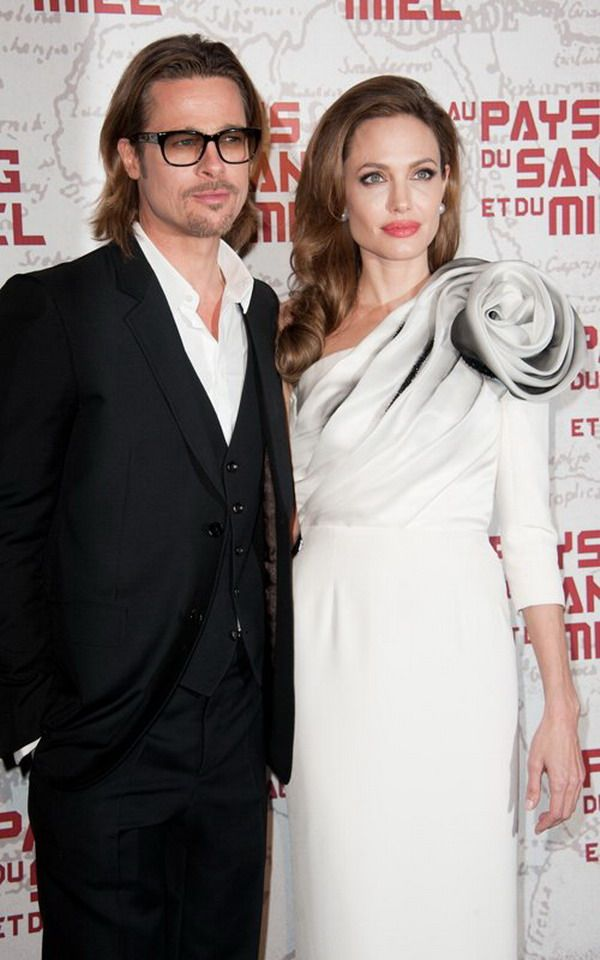 Angelina Jolie And Brad Pitt Angelina Jolie Daughter Angelina