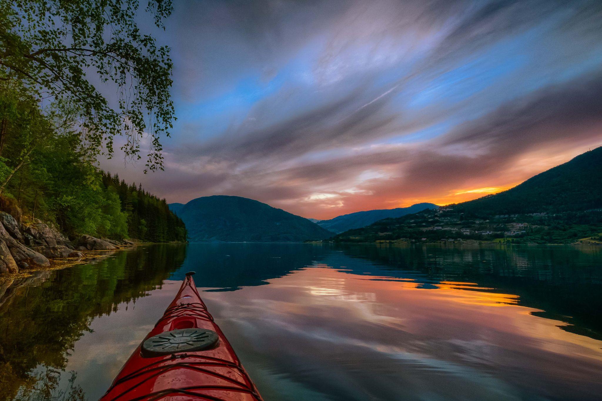 Still kayaking :-) by Jørn Allan Pedersen on 500px