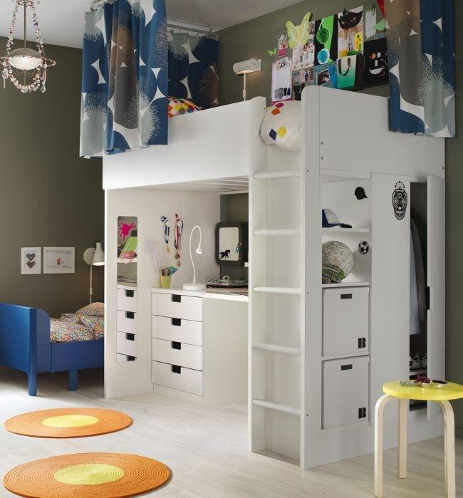 05 Ninos Ikea | DIY Bedroom Matthy | Pinterest | Ikea, El dormitorio ...