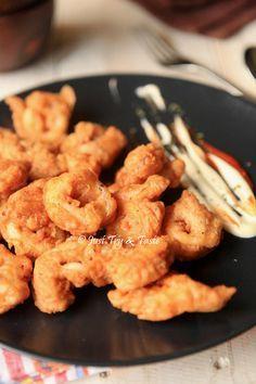 Resep Crispy Calamari Jtt Resep Memasak Resep Masakan