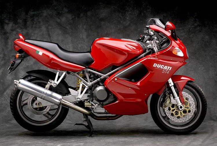 Ducati St4 Scooter Bike Ducati