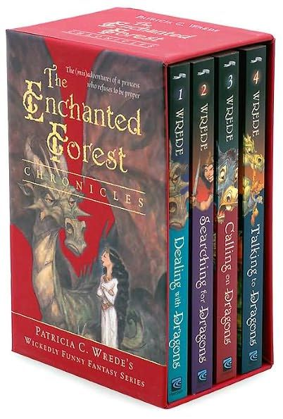 The Enchanted Forest Chronicle...