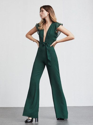 fbe6ef787b8 Sometimes a good jumpsuit can make you feel sexier than any dress. The  Jolene Jumpsuit