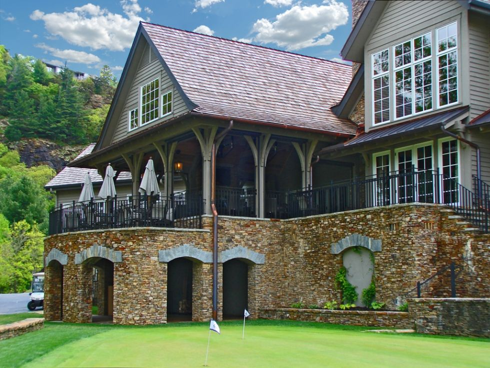 Mountainworks Custom Home Design In Cashiers