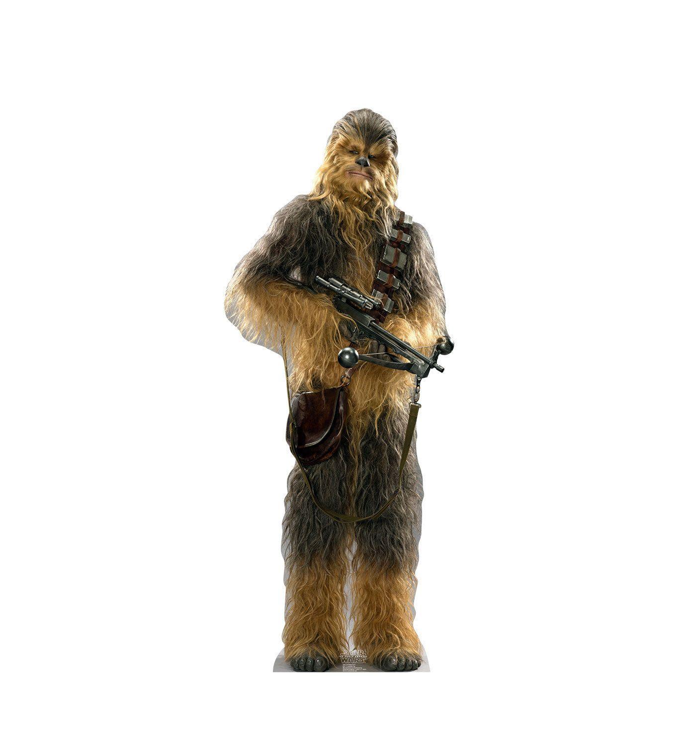 Hi-Res Image: Chewbacca