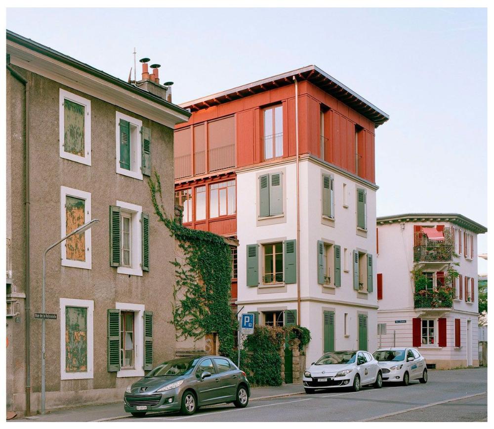Rapin Saiz A F A S I A In 2020 Colour Architecture Architecture Details Architecture