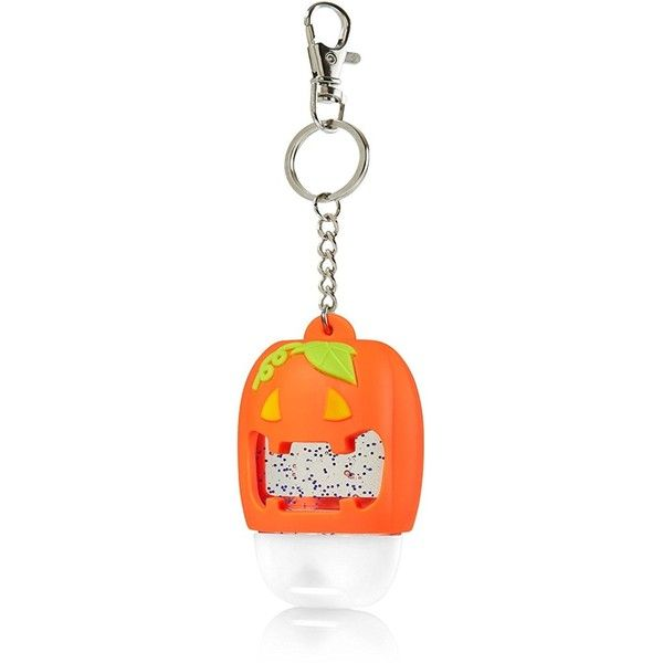 Bath And Body Works Jack O Lantern Pumpkin Pocketbac Holder