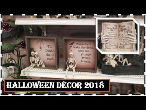 Michaels Halloween Deorations 2018 Holiday Decor Pinterest - halloween michaels