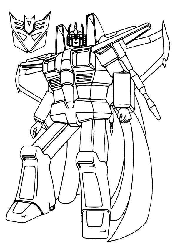 Print Coloring Image Momjunction Transformers Coloring Pages Coloring Pages Kids Coloring Books