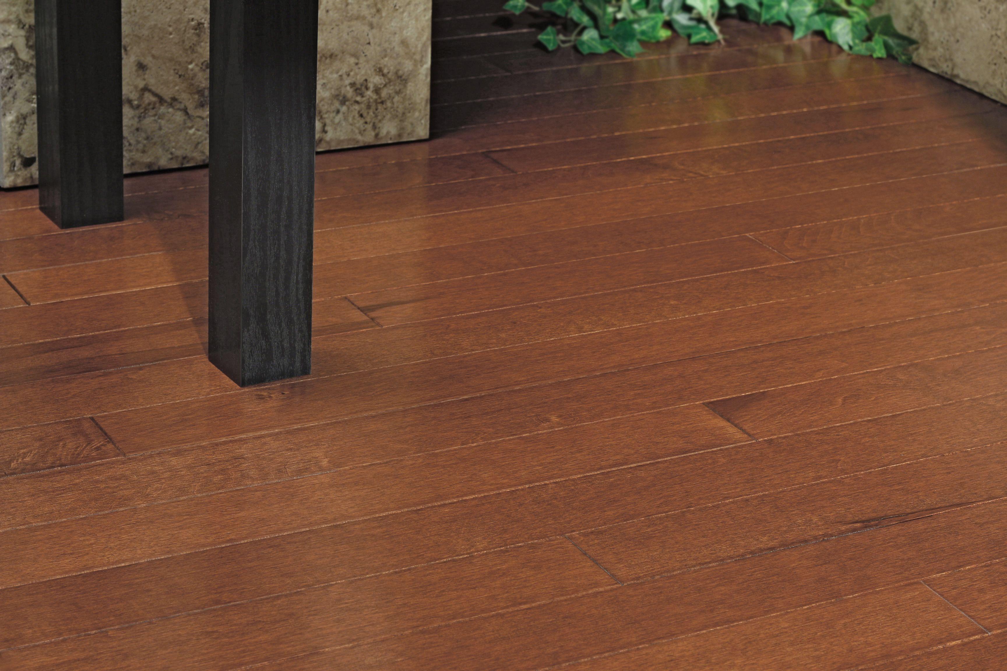 PRO Series Maine Traditions Hardwood Flooring Hard Maple