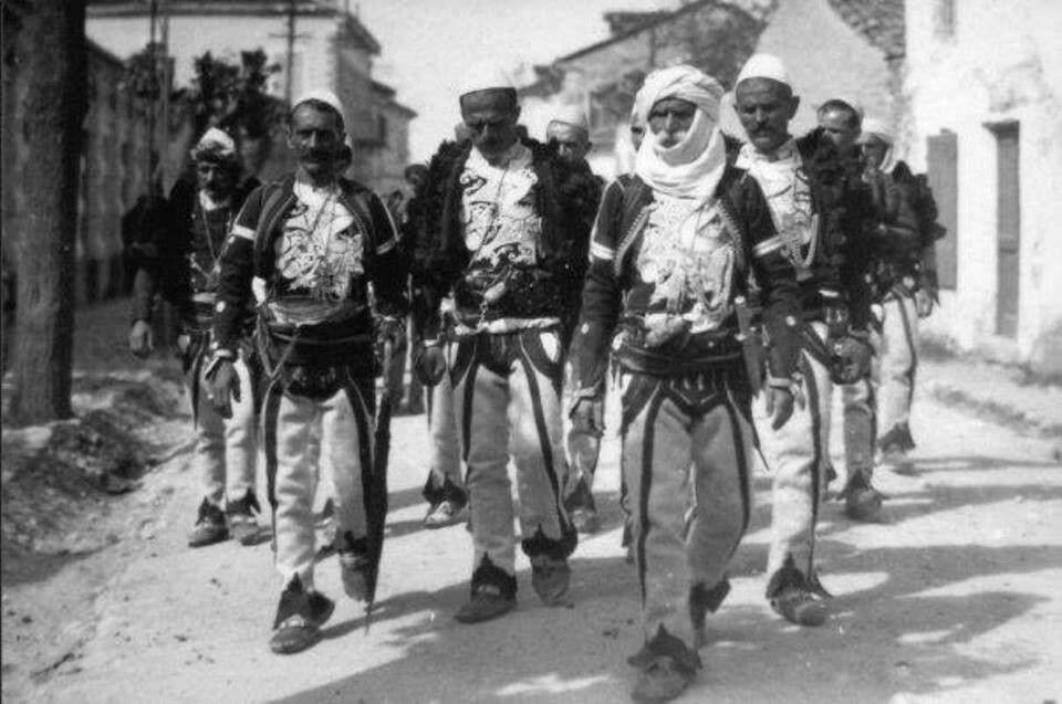 The Bayraktars(ClanLeaders) of Dukagjini