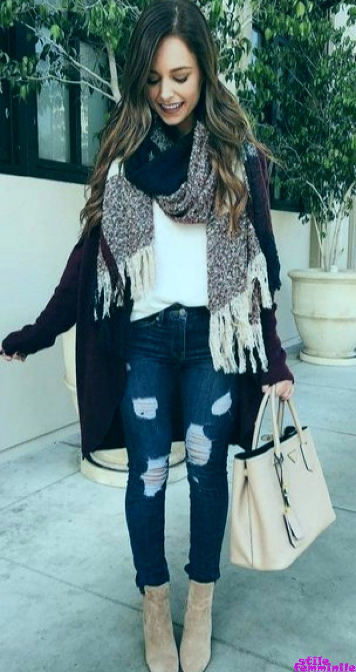 Photo of 31+ Casual Winter Outfits Pinterest