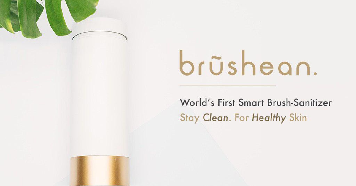 We know we should, but who has time to clean their brushes