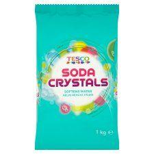 Soda Crystals 1 Kilograms Tesco Groceries Vanilla Layer Cake