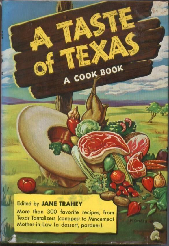 Image result for A Taste of Texas: a Cookbook