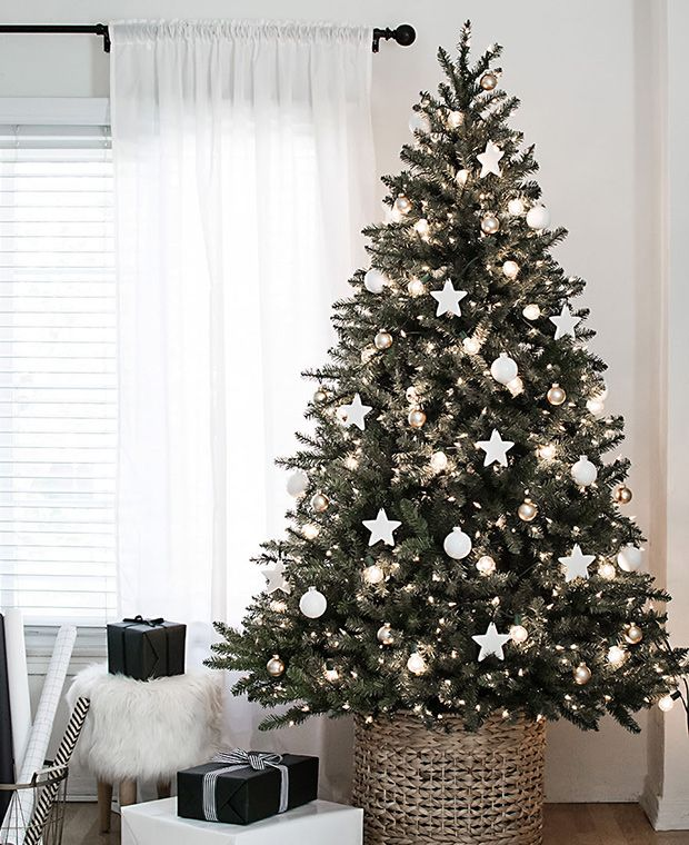 Creative Christmas Tree Decorating Ideas Amy, Clay and Ornament