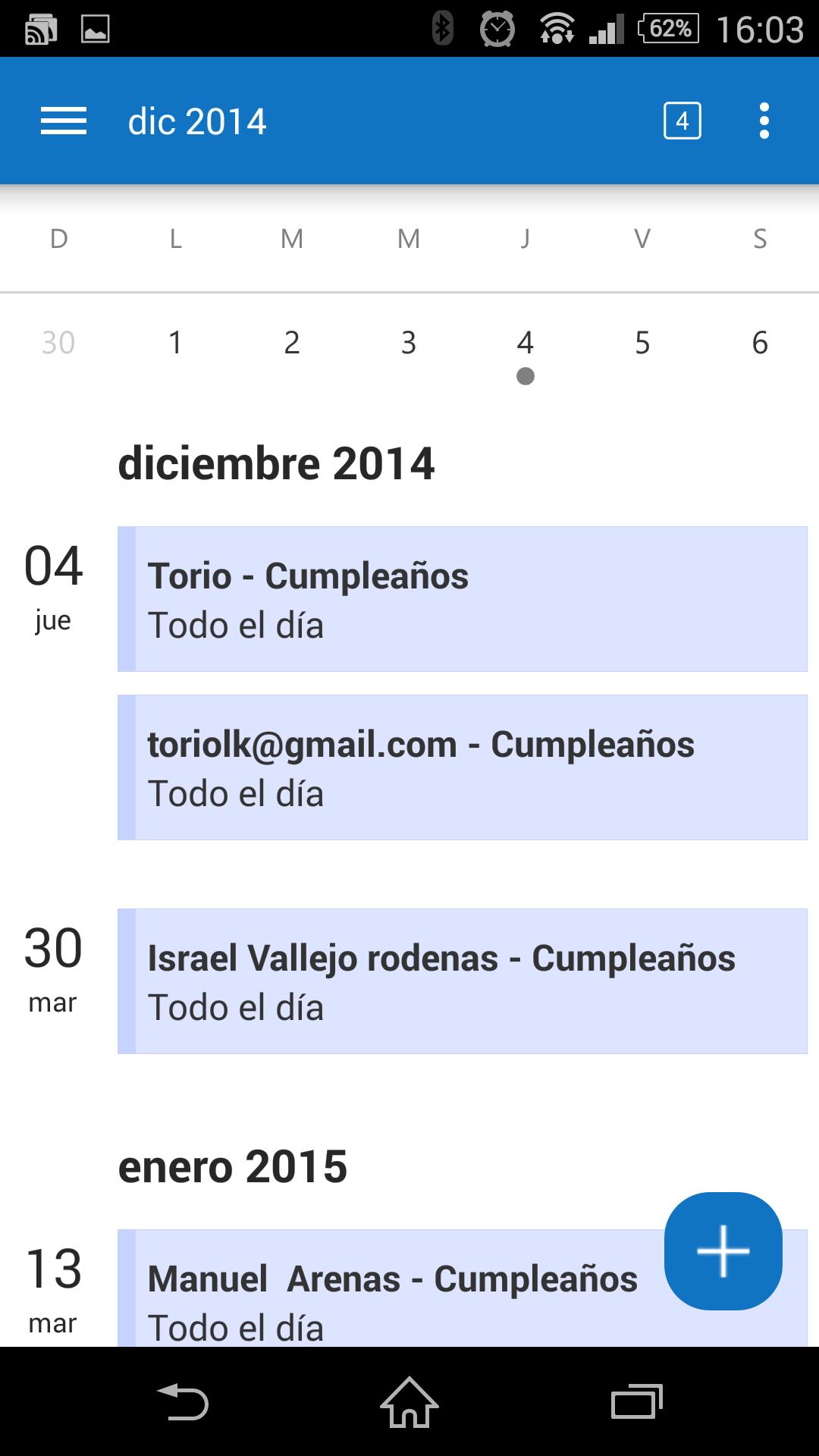 Calendario Outlook.Calendario En Microsoft Outlook Para Android Take Our Free