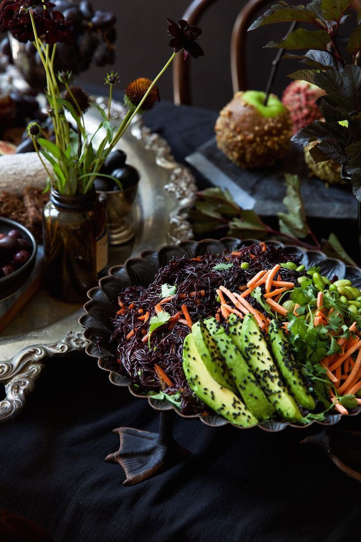 A Wickedly Gorgeous Halloween Dinner Party