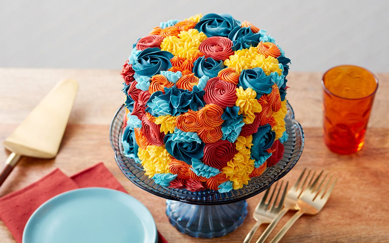 8 fabulous flower birthday cake ideas wilton blog