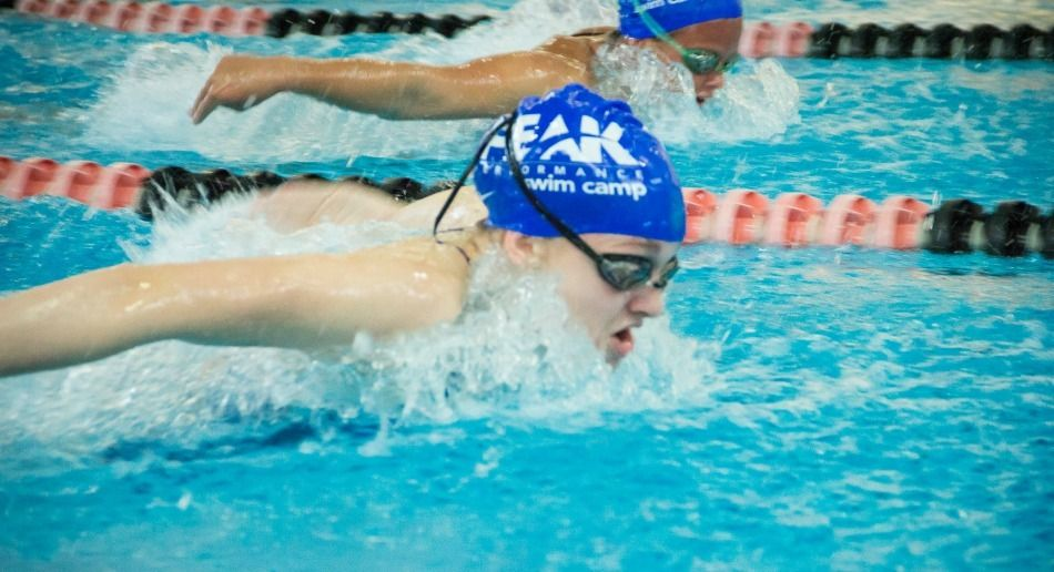 Peak Performance Swim Camp 10 Step Guide To Proper Nutrition For Swimmers By Coach Baker Swim Camp Competitive Swimming Swimmer