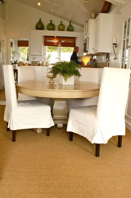 My Houzz Yacht Inspired California Beach House Dining Room Chair Slipcovers Slipcovers For Chairs White Dining Room Chairs