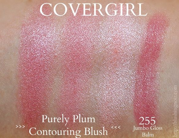 Instant Cheekbones Contouring Blush by Covergirl #11