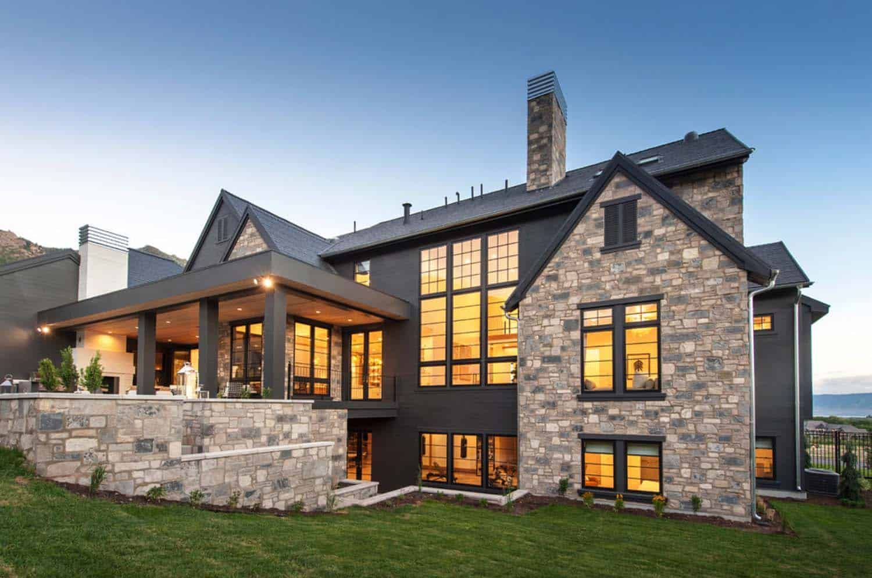 Step inside a farmhouse modern design in Utah that's jaw ...