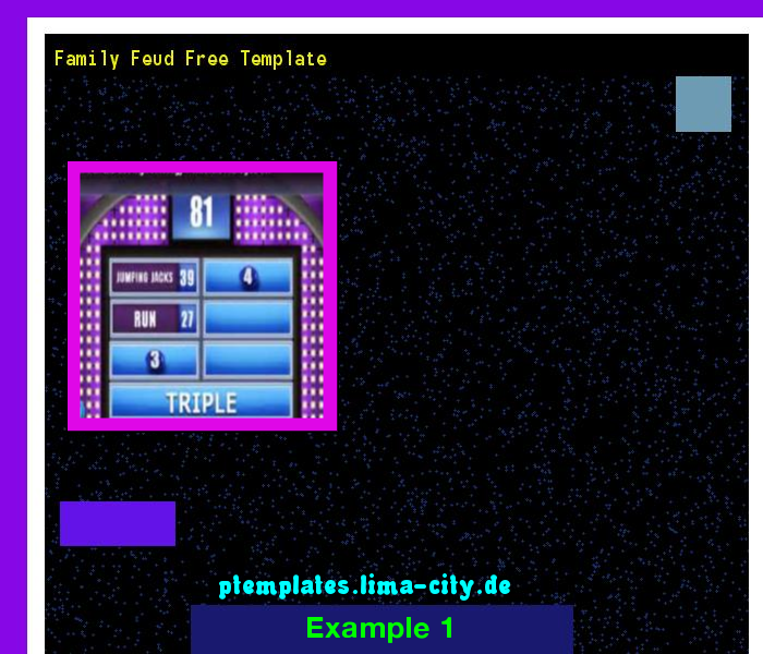Family feud free template powerpoint templates 13418 the best family feud free template powerpoint templates 13418 the best image search pronofoot35fo Images